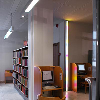 bibliotek täby