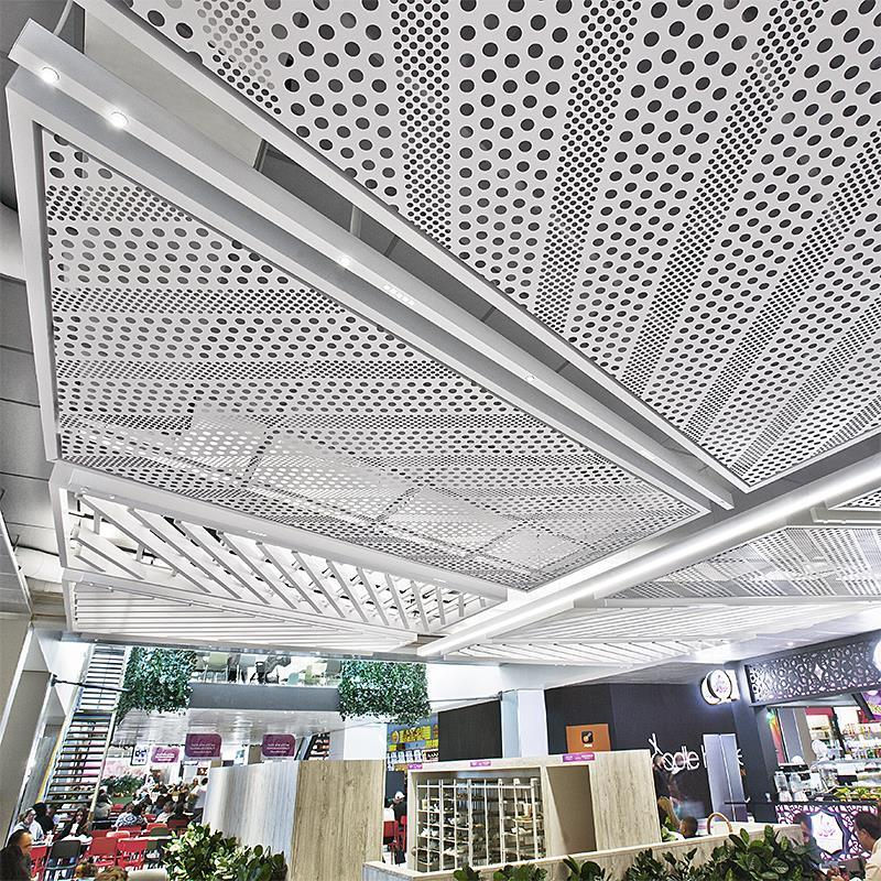 Kista foodcourt_Flux Fusion Linear system
